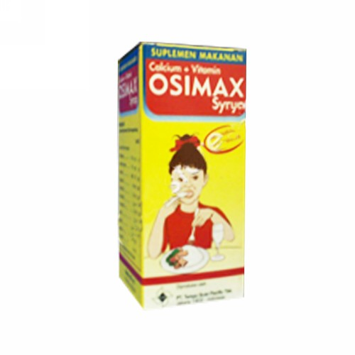 OSIMAX SIRUP 60 ML