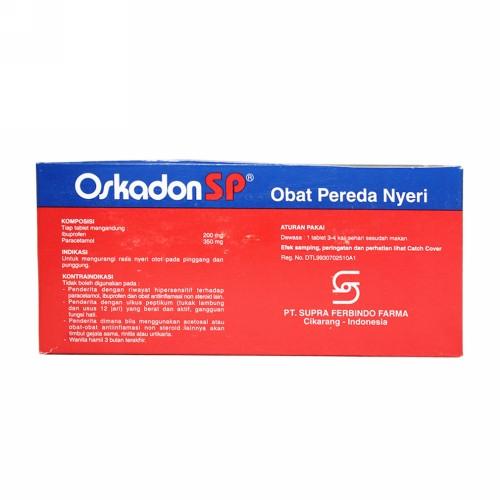 OSKADON SP BOX 100 TABLET
