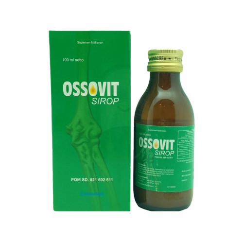 OSSOVIT SIRUP 100 ML