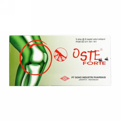 OSTE FORTE STRIP 6 KAPLET