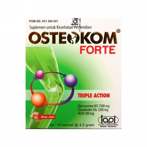 OSTEOKOM FORTE BOX 10 SACHET 4,5 GRAM