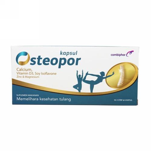 OSTEOPOR BOX30 KAPLET