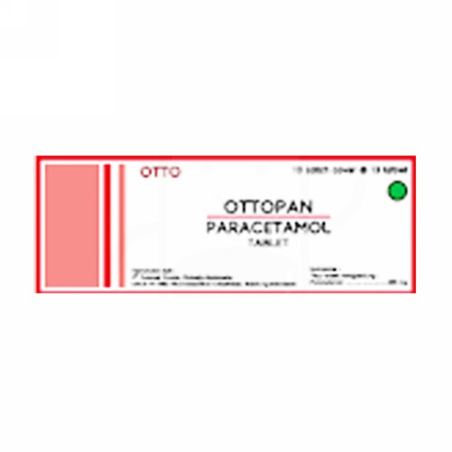 OTTOPAN STRIP 10 TABLET