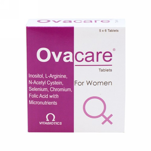 OVACARE BOX 30 TABLET