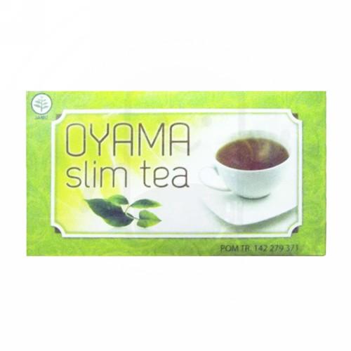 OYAMA SLIM TEA BOX 20 PCS