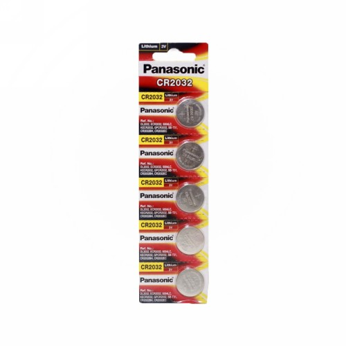 PANASONIC BATTERY LITHIUM CR 2032
