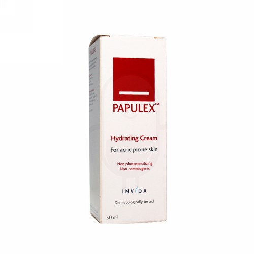 PAPULEX HYDRATING KRIM 50 ML TUBE