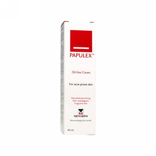 PAPULEX OIL-FREE KRIM 40 ML BOTOL