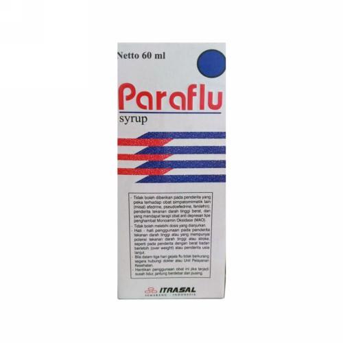 PARAFLU SIRUP 60 ML