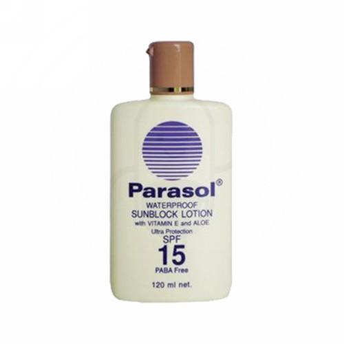 PARASOL LOTION SPF 15 120 ML BOTOL
