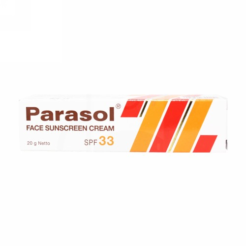 PARASOL SUNBLOCK SPF 33 KRIM 20 GRAM