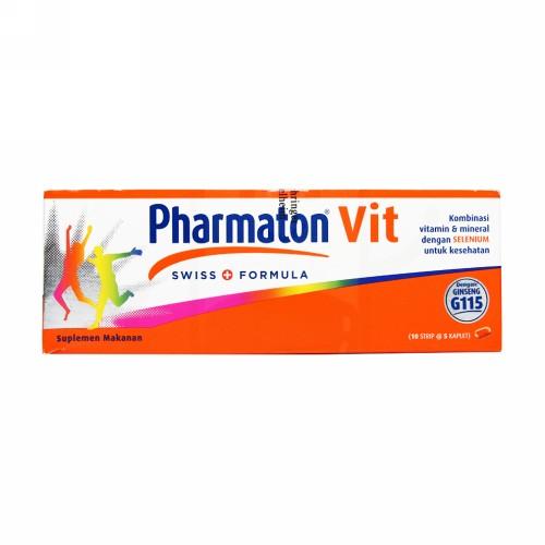 PHARMATON VIT BOX 50 KAPLET