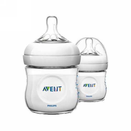 PHILIPS AVENT NATURAL FAST FLOW DOT USIA 6 BULAN KEATAS PACK 2 PCS