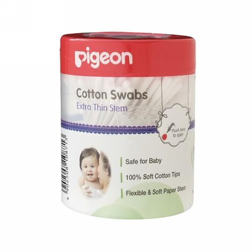 PIGEON CATTON SWABS BOX 200 PCS