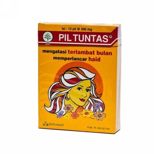 PIL TUNTAS BOROBUDUR BOX 6 KAPSUL