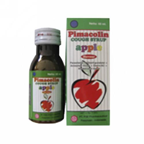 PIMACOLIN APEL SIRUP 60 ML