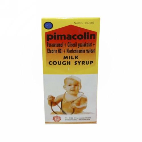 PIMACOLIN MILK SIRUP 60 ML
