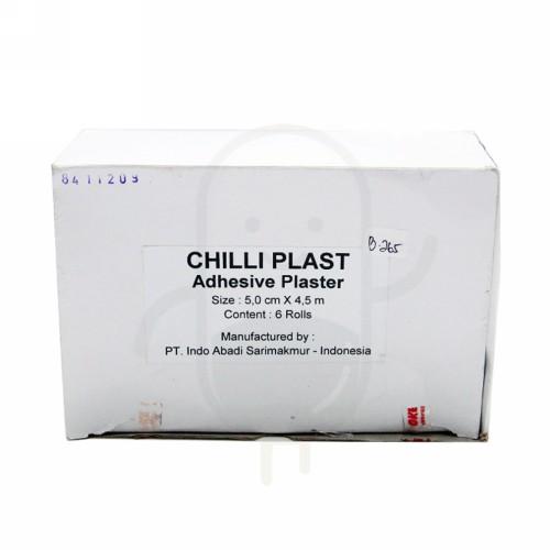 PLESTER COKLAT CHILI PLAST 2 INCH ( 5,0 X 4,5 )