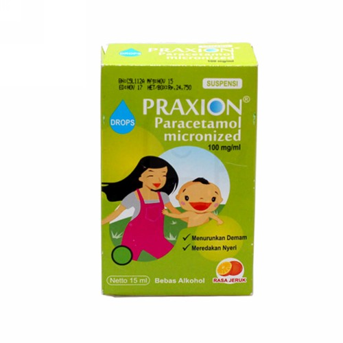 PRAXION DROP 15 ML