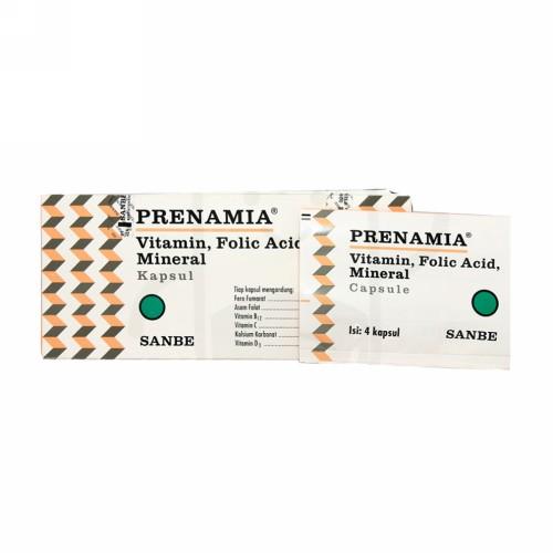 PRENAMIA BOX 100 KAPSUL