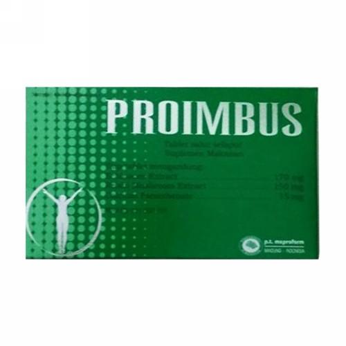 PROIMBUS BOX 30 TABLET