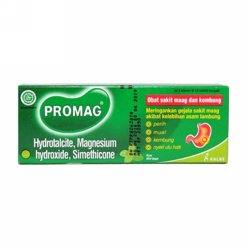 PROMAG BOX 36 TABLET