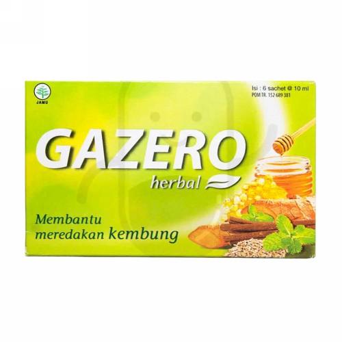 PROMAG GAZERO HERBAL 10 ML SACHET