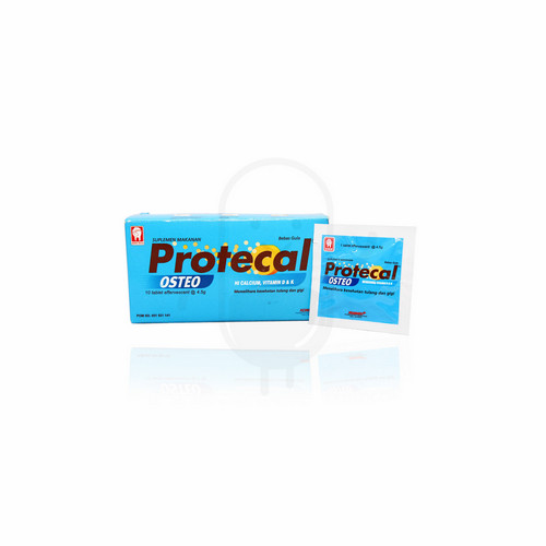 PROTECAL OSTEO STRIP 1 TABLET EFFERVESCENT