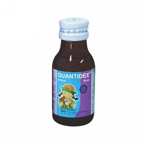 QUANTIDEX SIRUP 60 ML