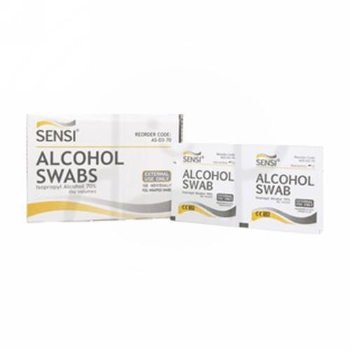 REMEDI ALKOHOL SWAB BOX