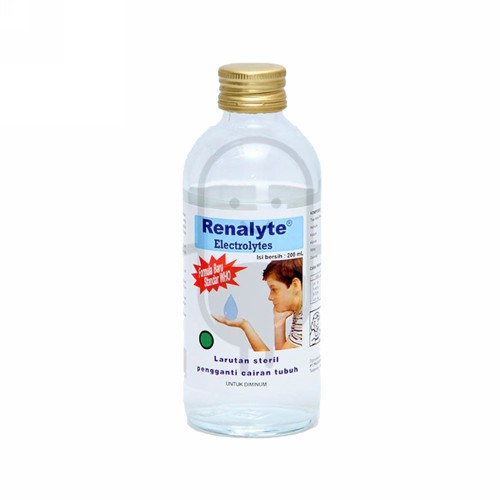 RENALYTE LARUTAN 200 ML