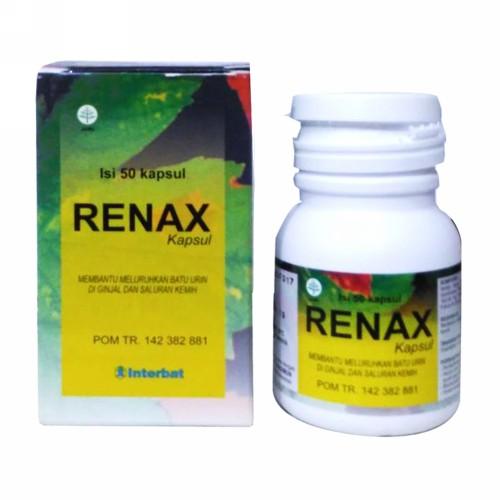 RENAX BOX 50 KAPSUL