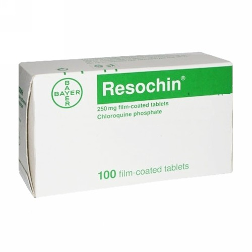 RESOCHIN BOX 200 TABLET