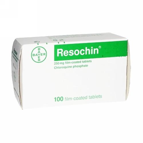 RESOCHIN STRIP 4 TABLET