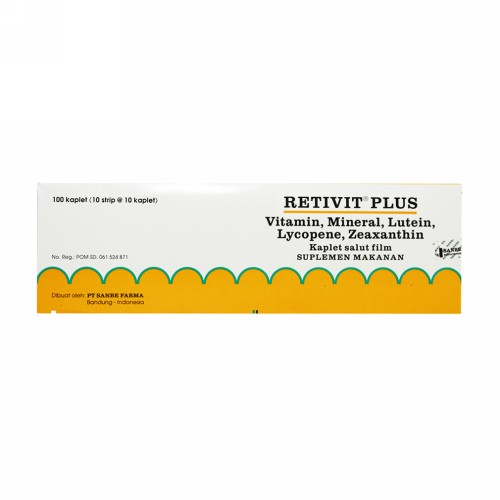 RETIVIT BOX 100 TABLET