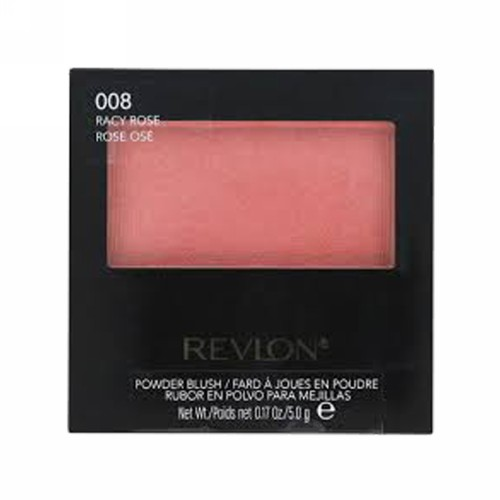REVLON POWDER BLUSH 008 - RACY ROSE