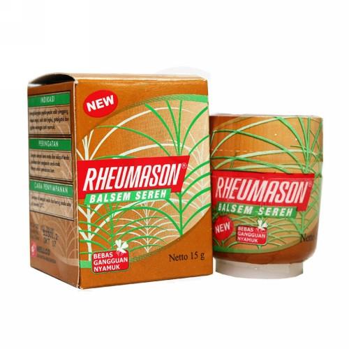 RHEUMASON BALSEM SEREH 15 GRAM
