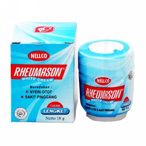 RHEUMASON WHITE KRIM 15 GRAM