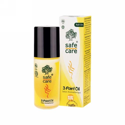 SAFE CARE 3 POINT OIL TELON 30ML ROLL ON
