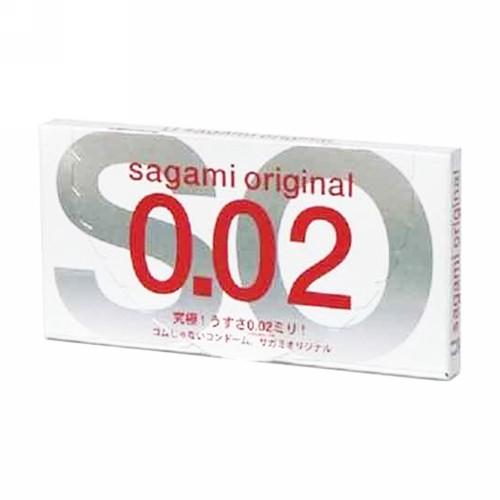 SAGAMI KONDOM ORIGINAL OO2 4 PCS