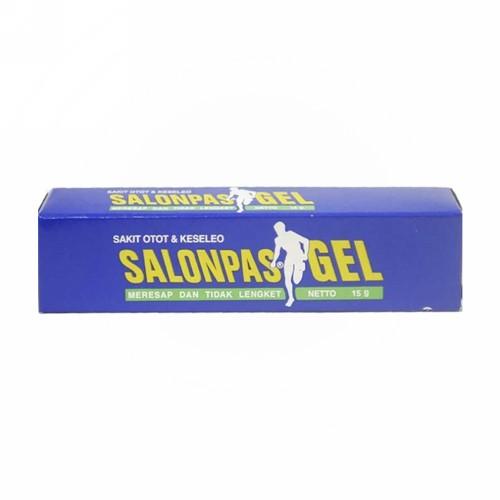 SALONPAS GEL 15 GRAM