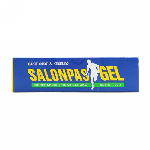 SALONPAS HOT KRIM 30 GRAM