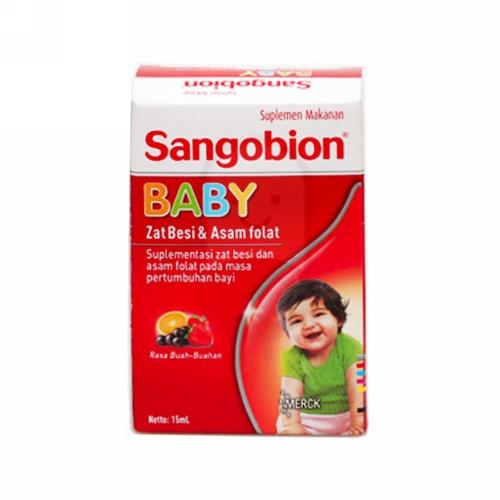 SANGOBION 15 ML DROP