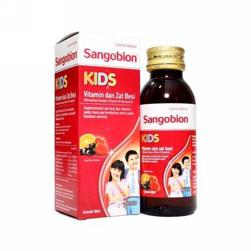 SANGOBION KIDS SIRUP 100 ML