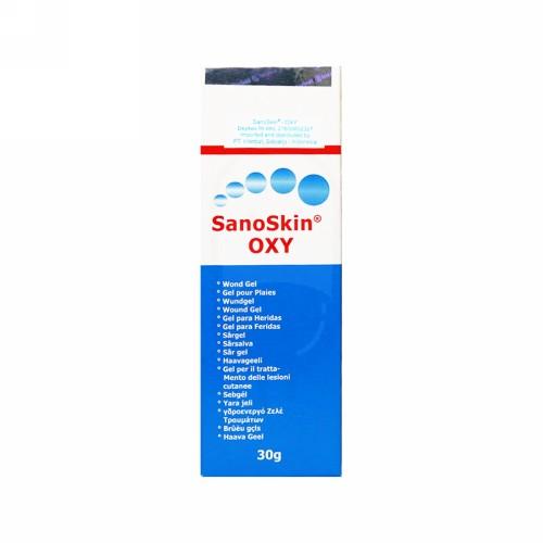 SANOSKIN OXY 30 GRAM GEL