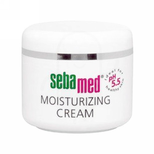 SEBAMED MOISTURIZING CREAM 50 GRAM