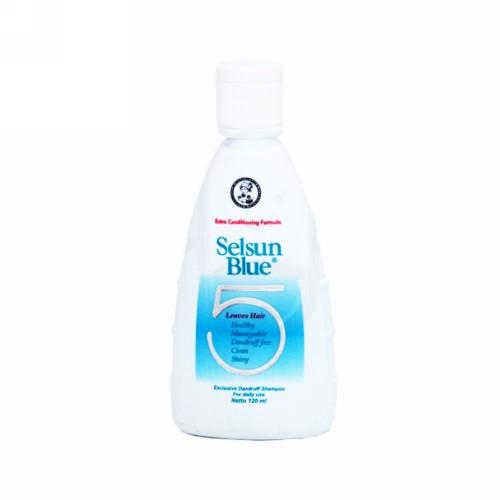 SELSUN BLUE FIVE SHAMPOO 120 ML