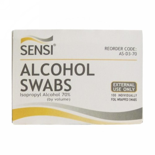 SENSI ALKOHOL SWAB