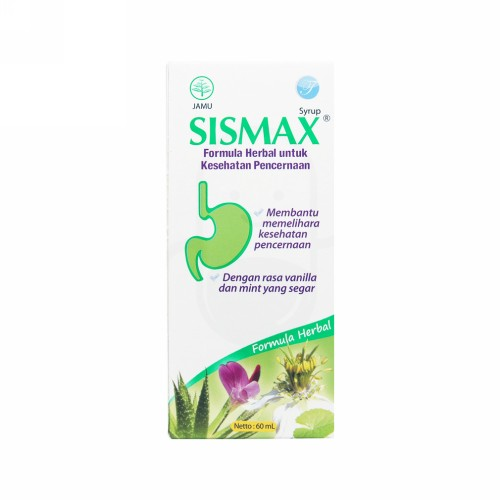 SISMAX SIRUP 60 ML