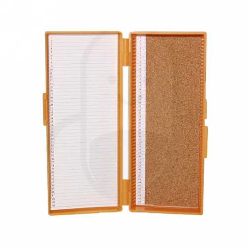 SLIDE BOX PLASTIC ( ISI 50 )